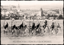 Unity of Pelhřimovs bikers.